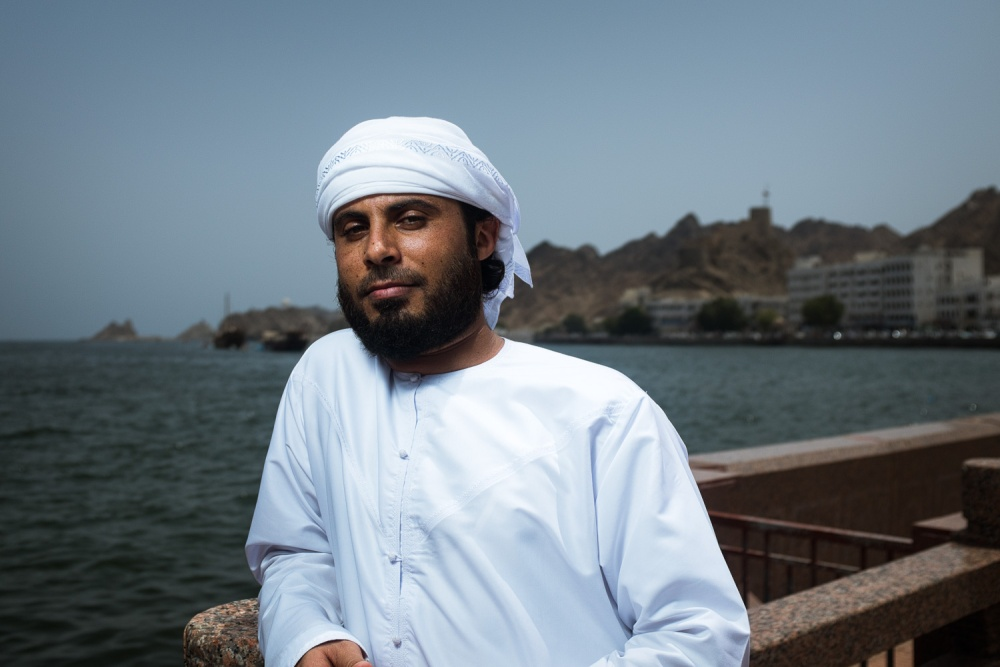 Faces from Muscat (3/4)