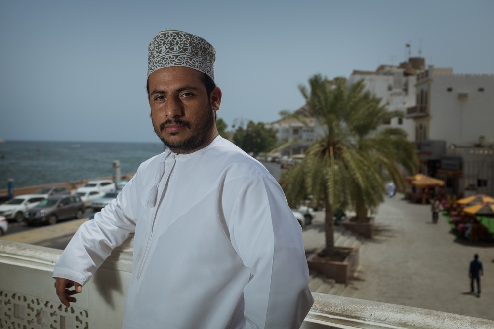 Faces from Muscat (4/4)