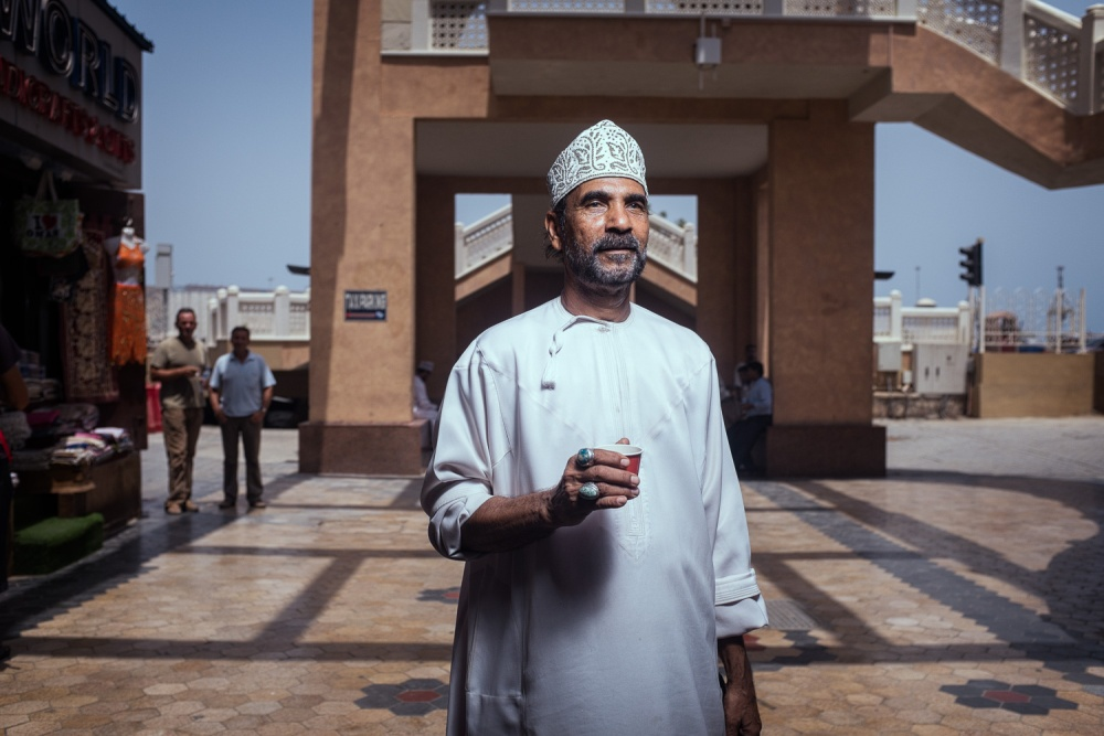 Faces from Muscat (1/4)