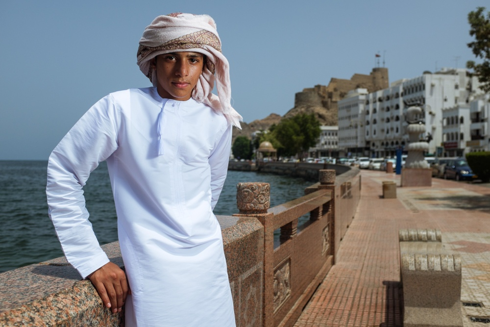 Faces from Muscat (2/4)